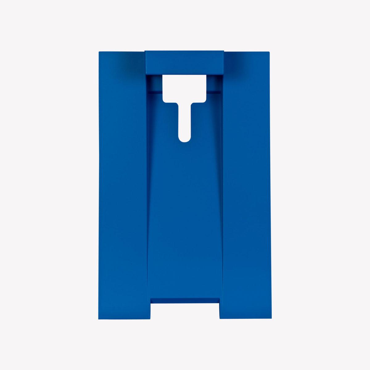 Aqua Butler Homeline Front Blau
