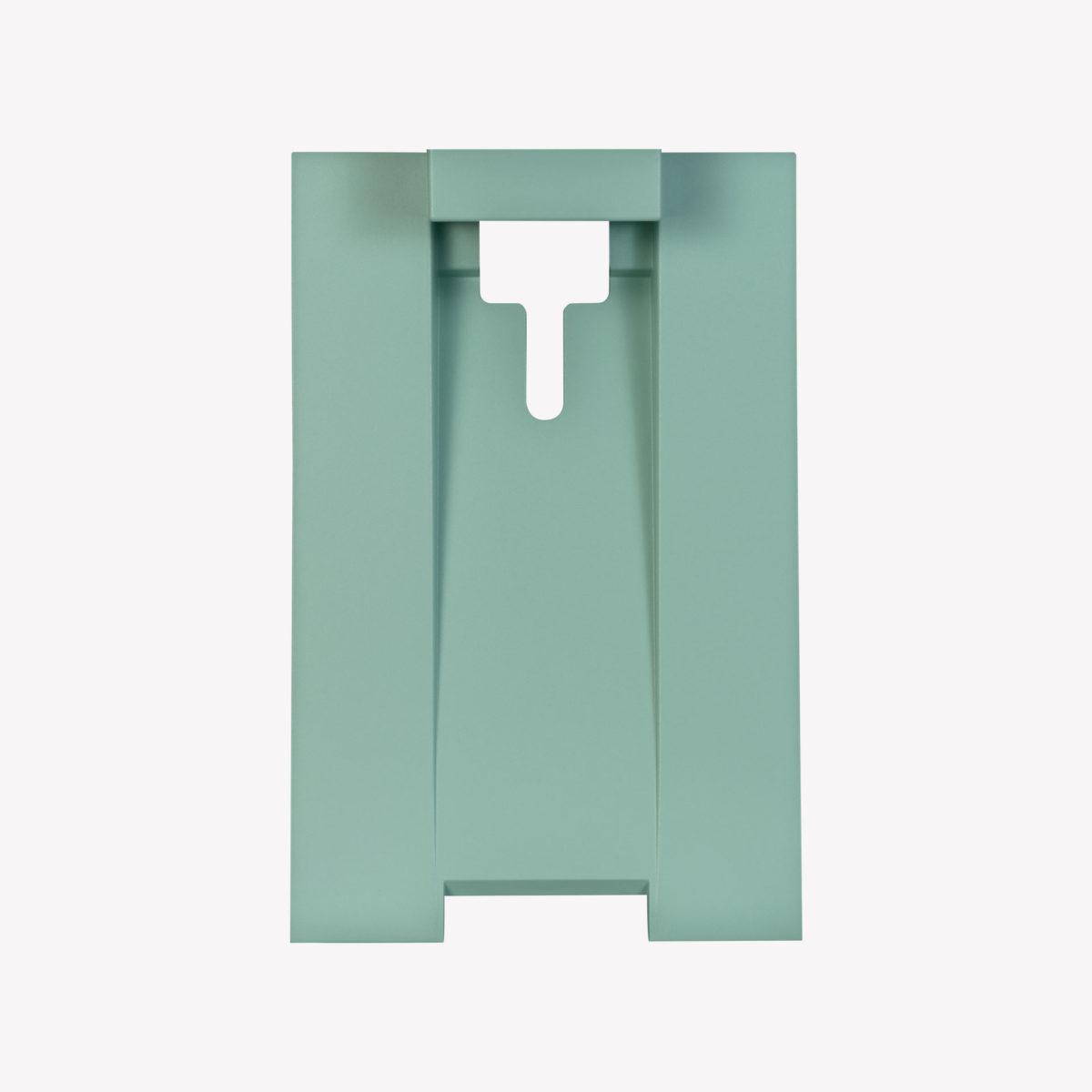 Aqua Butler Homeline Front Mint