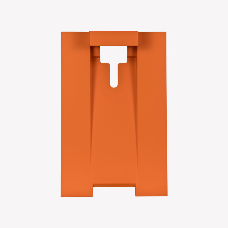Aqua Butler Homeline Front Orange